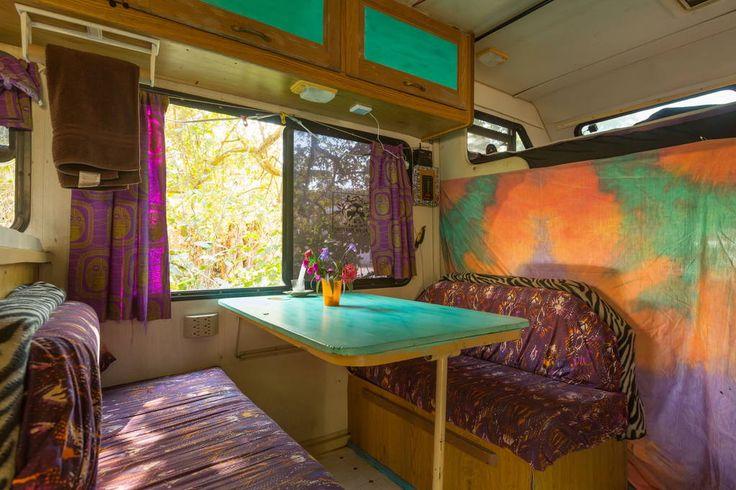 Regardez ce logement incroyable sur Airbnb : Monster truck on the beach - Camping-cars/caravanes à louer à San Francisco