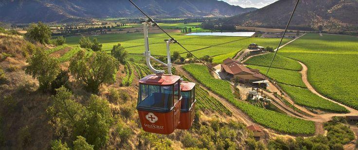 Santa Cruz: Tradición, vino y cultura en el Valle de Colchagua
