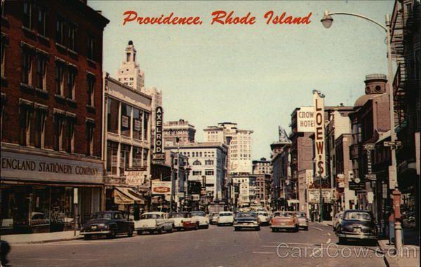Weybosset Street, Providence, RI