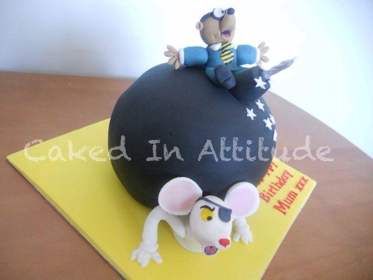 Danger mouse cake