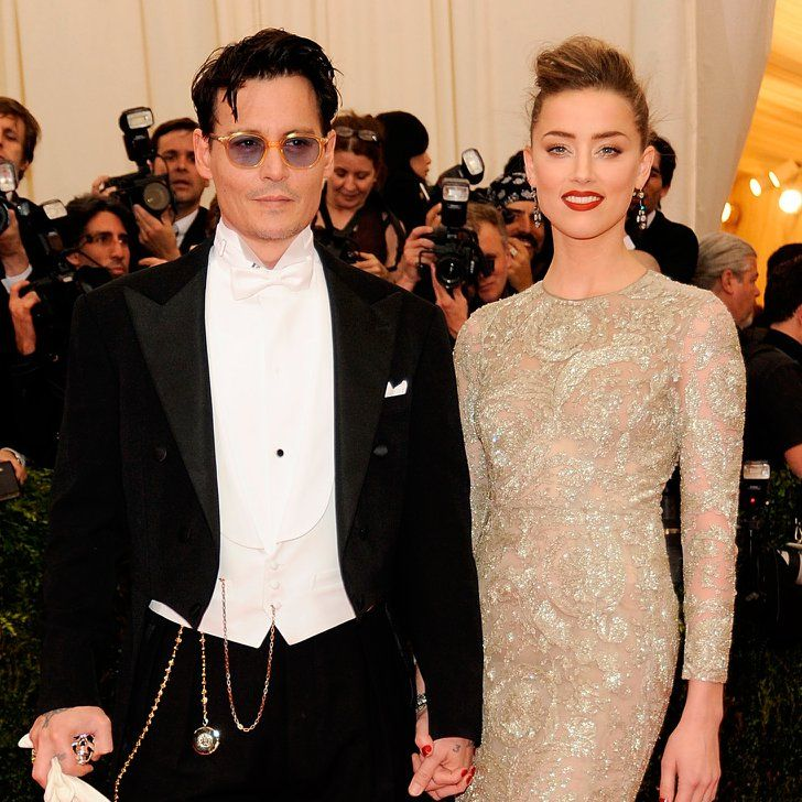 """Pin for Later: Amber Heard on Her Bisexuality and """"Salacious"""" Romance With Johnny Depp"""