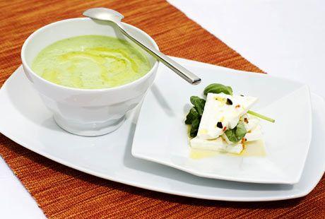 Potatis och purjolökssoppa | Recept.nu