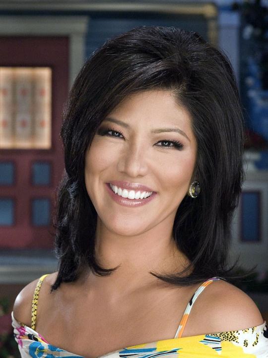 Julie Chen - haircut