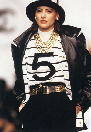 Karl Lagerfeld pour Chanel - années 80