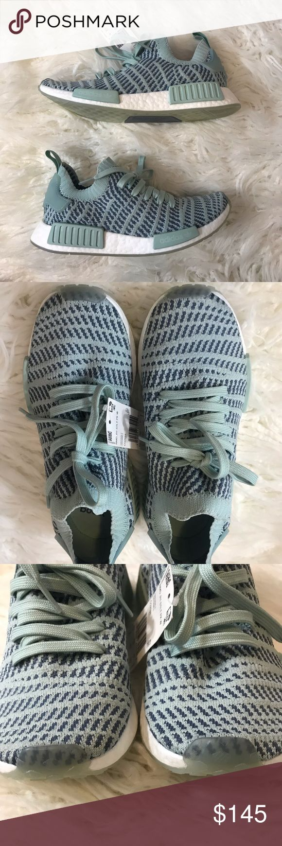 Adidas NMD Sneakers Size 8, NWT! These run big I wear a 9 in