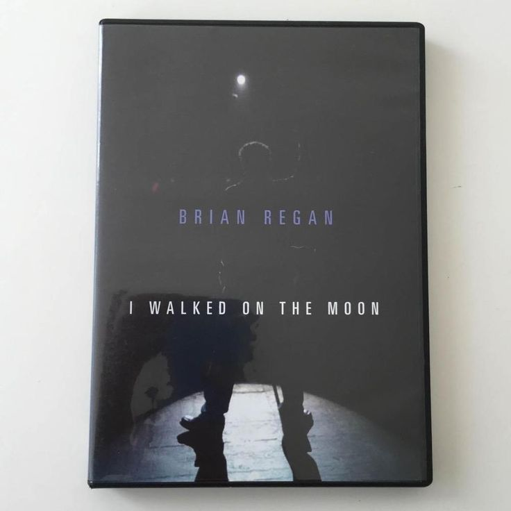 Brian Regan I Walked The Moon DVD Stand Up Comedy #BrianReganCo