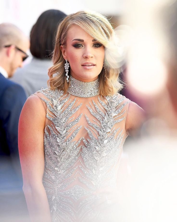 Carrie Underwood https://www.instagram.com/p/BSb8bOPDfZ4/?taken-by=mattwinkelmeyer