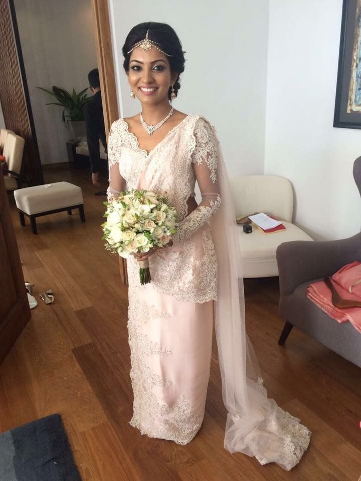 Avoiding Wearing White On Your Wedding Day Is Blush Okay