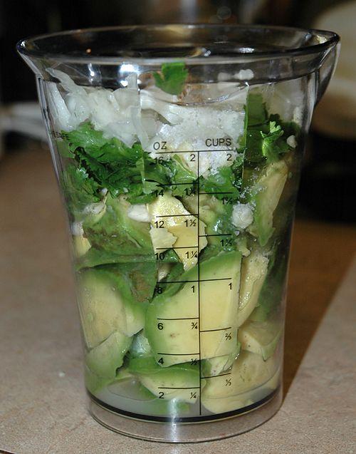 Recipes hand blender soup