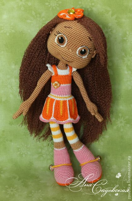 Amigurumi Doll So Cute