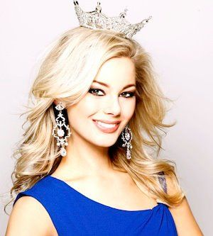 Miss Minnesota 2012 Siri Freeh. Is anyone else going to watch the pageant tomorrow? 9:00pm on ABC?