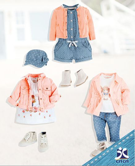 Niña / Talla: 3-24 meses #moda #outfit #ropa #bebé