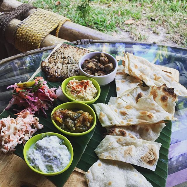 Todays lunch andamanislands havelock fullmooncafe paradise twinfoodtravels