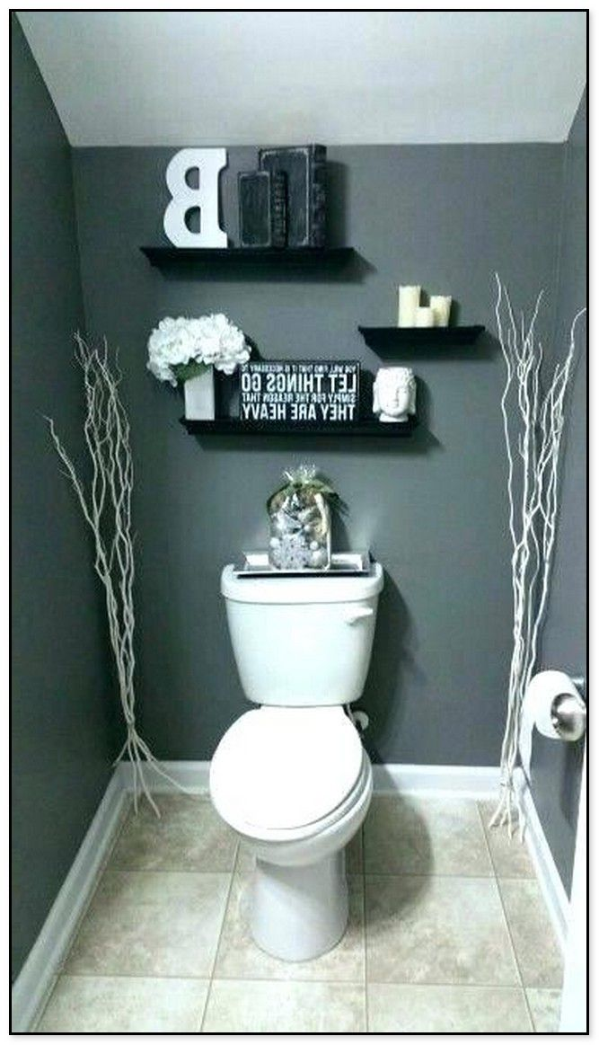 50 Popular Bathroom Ideas Budget With Images Half Bathroom