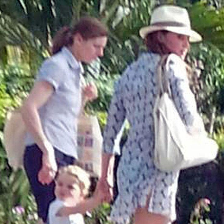 Prince George Travels in His Pajamas! | Kate middleton