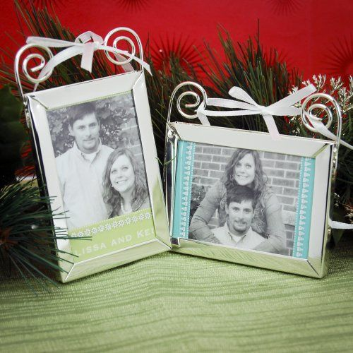 Hanging Picture Frame Ornament by Beau-coup