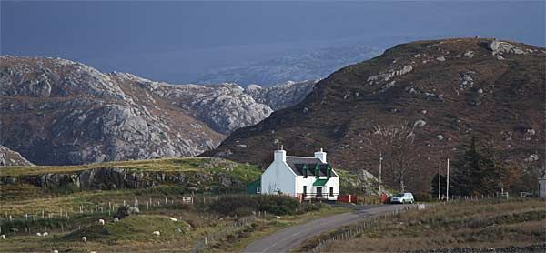 The Scottish Highlands | Highland Council of Scotland and Regions Typical highland house.