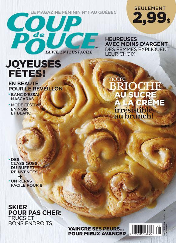 Notre magazine de Janvier 2014.