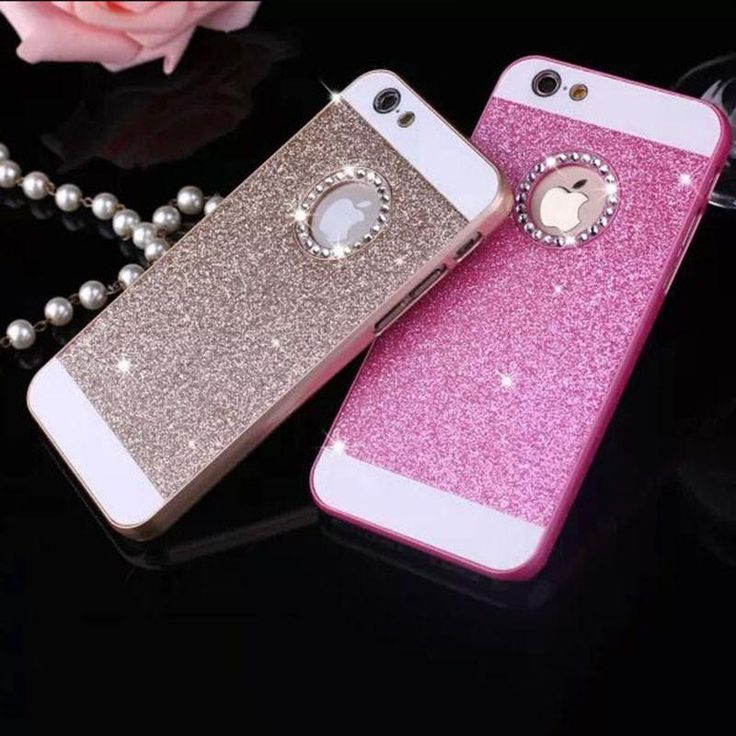 Sparkle Phone case for iphone 5 5s SE  #Trending