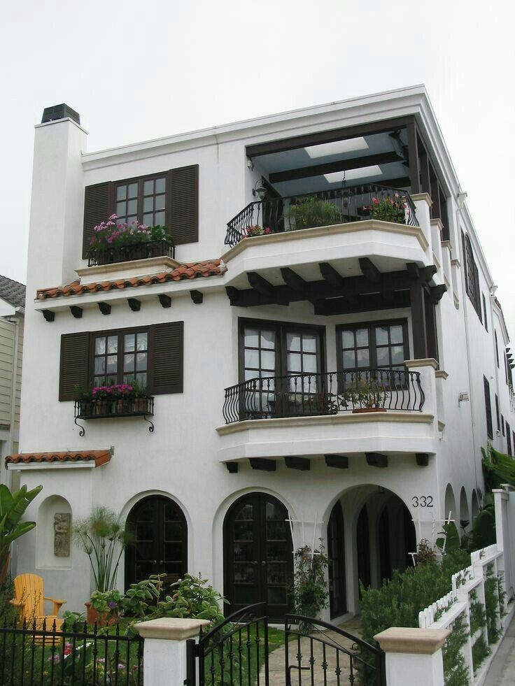 Decoracion | Casas proyecto en 2019 | Casas mediterráneas