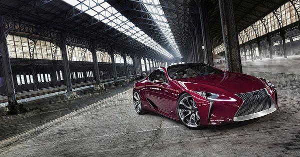 Lexus auto - cool photo