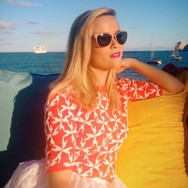 Reese Witherspoon's Style Evolution: Reese Witherspoon
