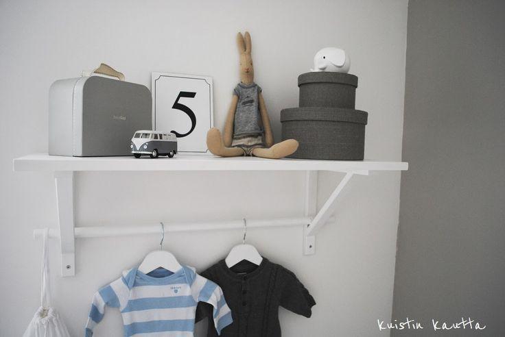 vauvan huoneen sisustus