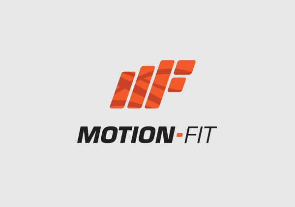 Motion-Fit Logo by Hector Catalan, via Behance