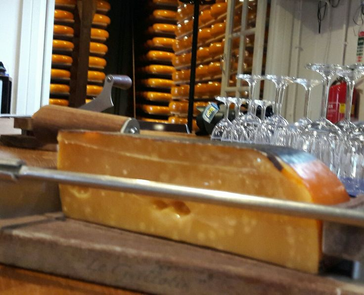 A rich cheese tasting in a beautiful cheese warehouse in Woerden. Join me next time http://veritasvisit.nl