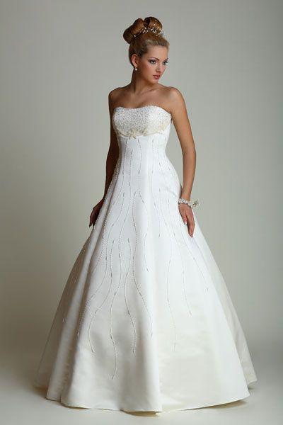 Фотография свадебных платьев для беременных