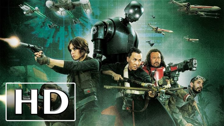 Rogue One: A Star Wars Story (2016) HD QUALITY