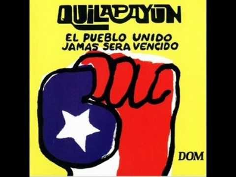 La muralla de Nicolás Guillén - Interpretado por Quilapayún (fraternidad y subjuntivo)