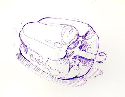"Check out new work on my @Behance portfolio: ""Seohee_Lee / Sketch_004"" http://be.net/gallery/50441255/Seohee_Lee-Sketch_004"
