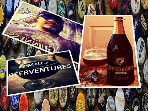 Rod J BeerVentures: Beer Review Or Not? Troubadour Magma Something is ...