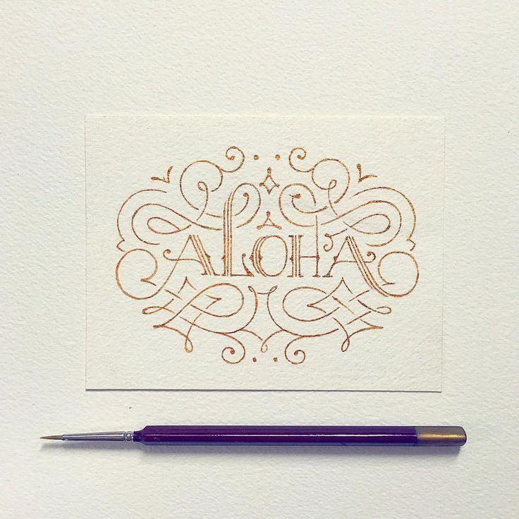 Aloha by Patrick Cabral
