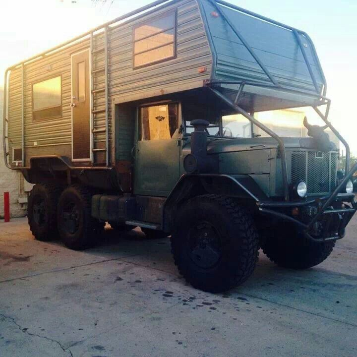 "Who would like this as their Ultimate ""Bug Out"" Vehicle?"