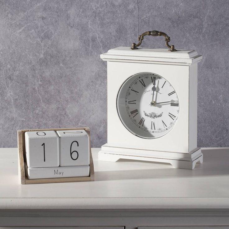 #zegar #clock #watch #decoration #dekoracje Zegar Anthony 20x6.5x23cm, 20x6,5x23cm - Dekoria