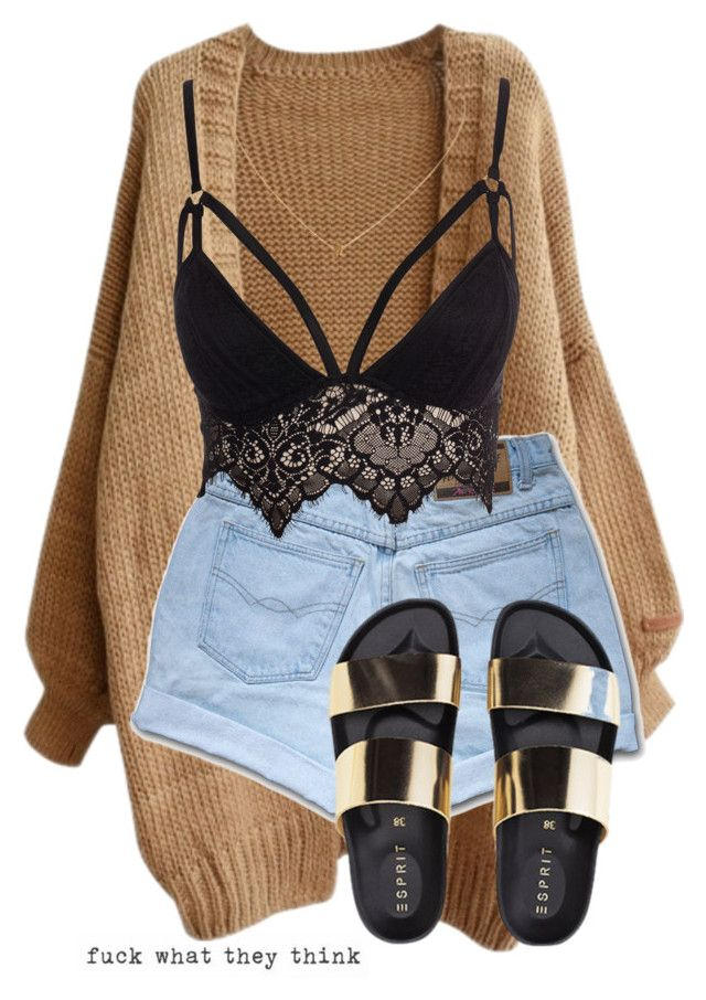 """""""Untitled #36"""" by rosymamii on Polyvore featuring Club L"""