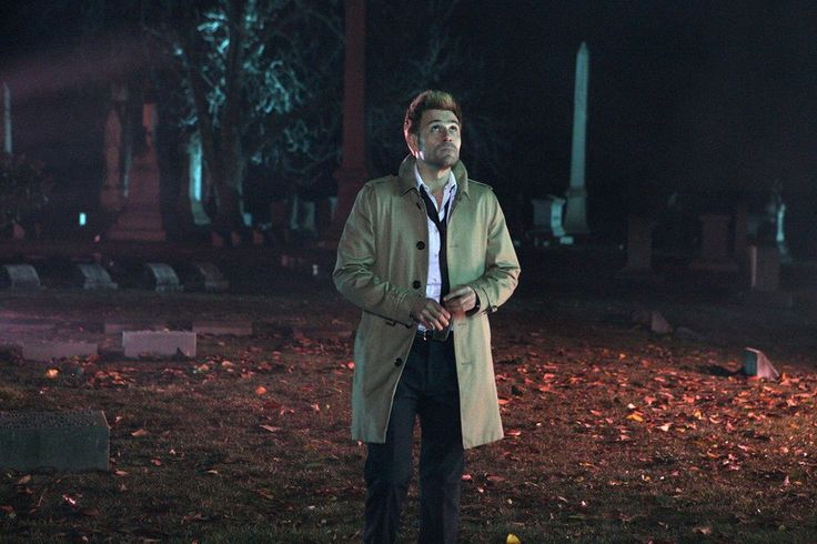 Constantine TV Show Not Quite Dead, Yet…