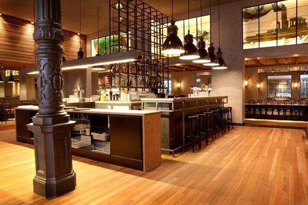 'De Ysbreeker' Amsterdam Restaurant bar Cafe