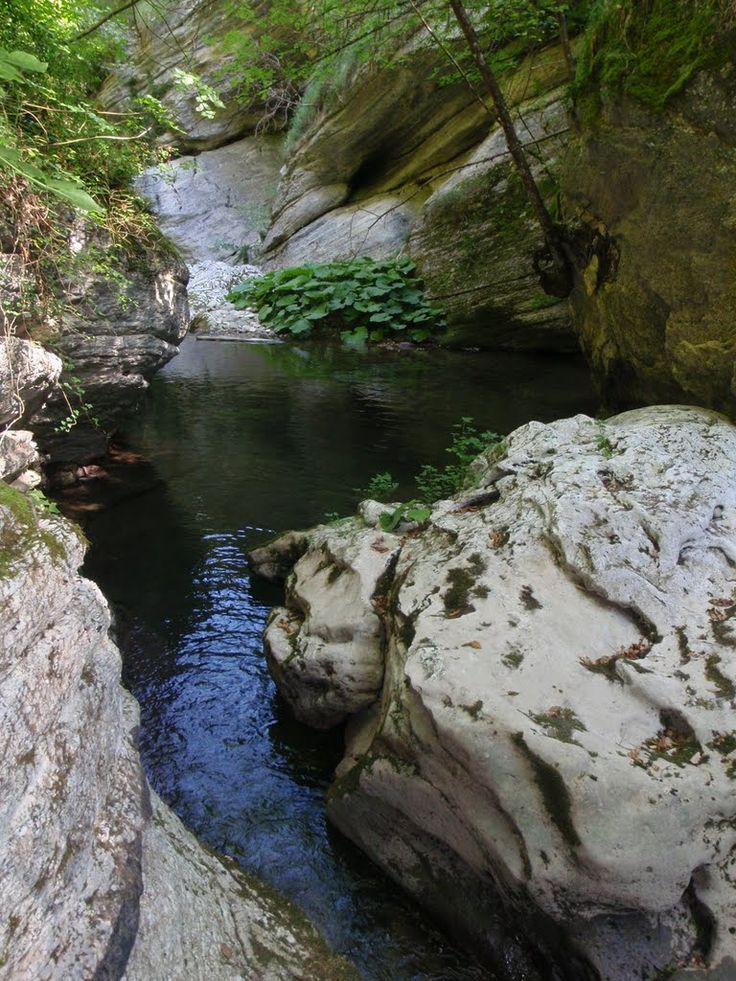 Gole del Rio Garrafo