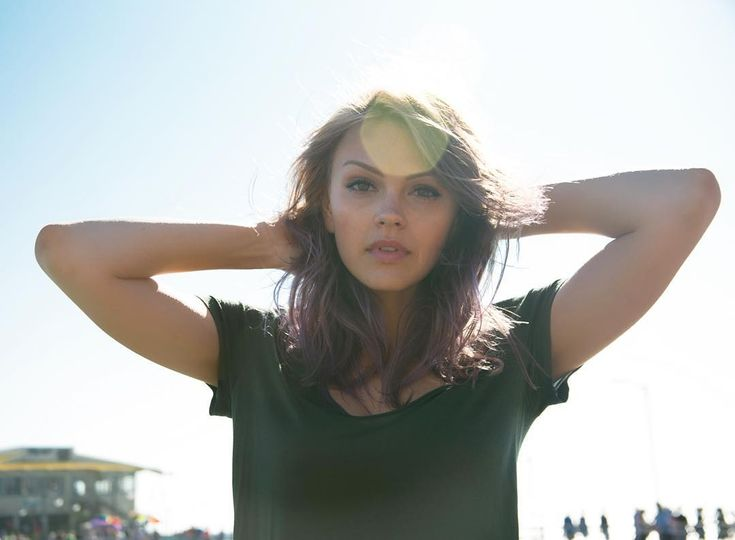 Aimee Teegarden - Teresa (J.Lynn - Be with me)