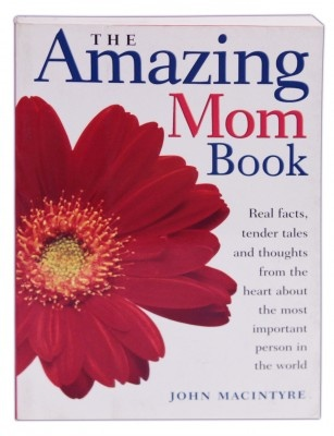 Get a fresh, charming and funny look at motherhood in all its manifestations.  http://www.babyoye.com/the-amazing-mom-book.html