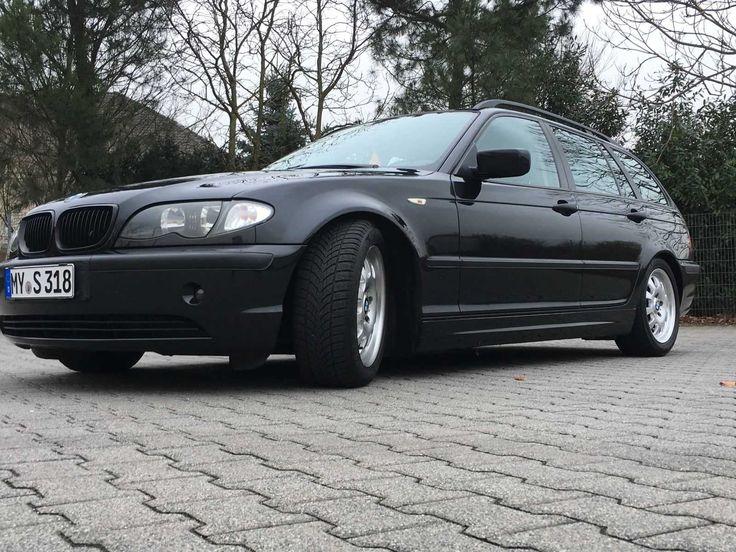 Auto BMW 318 i Touring