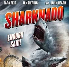 """If you liked """"Sharknado..."""" all streaming on Netflix."""