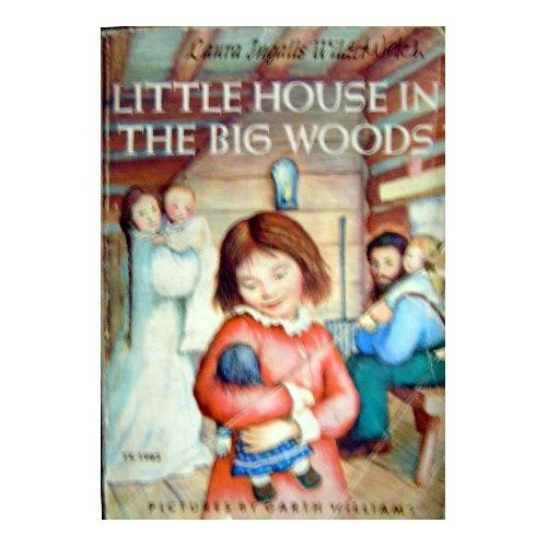 life in the woods in laura wilders little house on the prairie Home of laura ingalls wilder author of little house on the prairie photo:  for  children beginning with little house in the big woods which was.