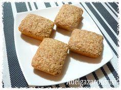 Recetas Light - Adelgazaconsusi: Bocaditos de limón y canela en máquina de Brownies ( 65kcal/ración)