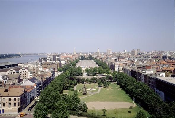 Gedempte Zuiderdokken, Antwerp