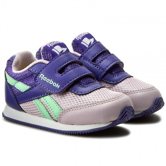 Buty Reebok - Royal Cljog 2 Kc BD4017 Purple/Shell Purple/Green