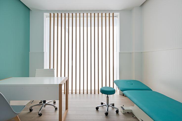 Aima Estudio - Diseño interior y gestión integral Clínica Novae en Madrid